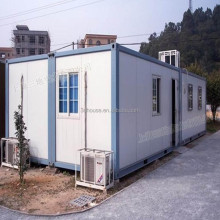 modified 20ft prefabricated living container rooms container shop office container