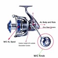 Carbon Washers wholesale spinning fishing reel