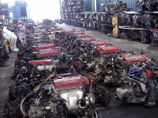 Used Japan Honda Engines And Parts