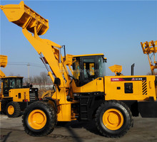 3 ton 1.8 cbm wheel loader boom loader for construction