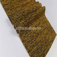 Textile Jacquard Knitted Fabric Polyester Cotton