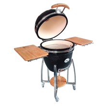 "Barbeque Equipment 21"" Japanese Ceramic Folding Bbq Camping Grill Kamado"