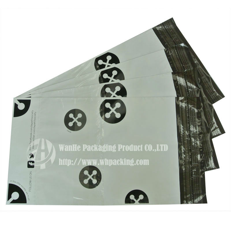 Wholesale recycle bag design waterproof mailing envelopes for shipping