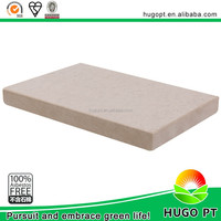 materials used for false ceiling calcium silicate board for prefabricated homes or factory protection