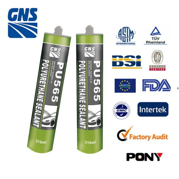 Professional glass mirror silicone sealant joints fungicide with CE certificate