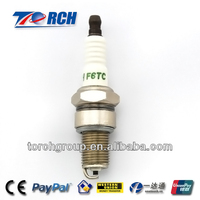 TORCH OE quality spark plug F6TC replace for NGK BP6ES spark plug