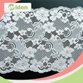 Fashion Design Bobbin Lace Patterns Bridal Lace Trim Stretch Lace
