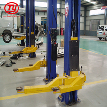 2017 New Style Hot Sale Two Post Cheap Price Hydraulic Car Lift