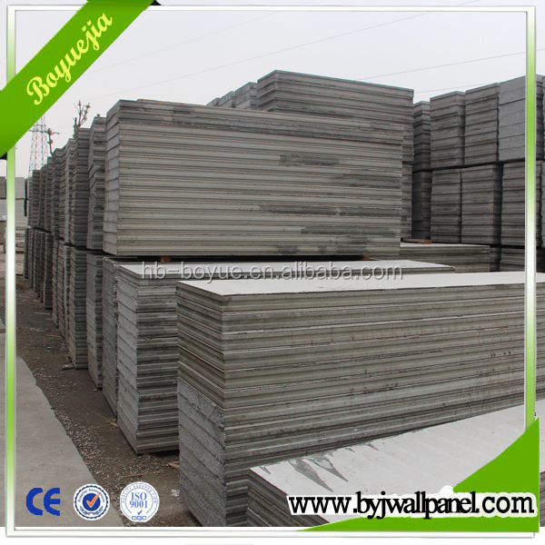 Boyuejia 90mm Thickness Eps Sandwich Paneles Isopanel