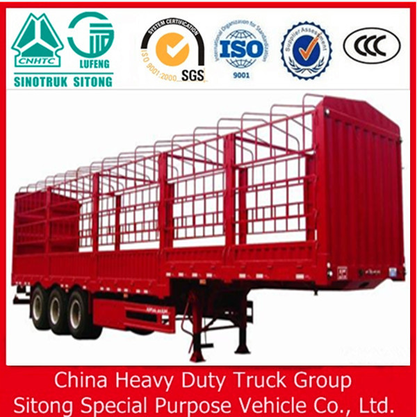 3Axle Utility Motorcycle Cargo Trailer with doors and body panels