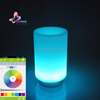Chinese smartphone usb powered 5v audio speaker by mobile phone's APP control