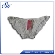 hot selling high quality wholesale fashional lace panties ladies models