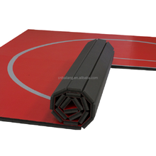 Exercise Used Aikido Wrestling Flexi Roll Mat Wholesale