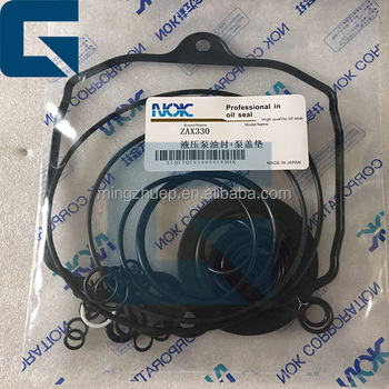 HPV145 Hitachi Hydraulic Main Pump Repair Seal Kit for ZAX330