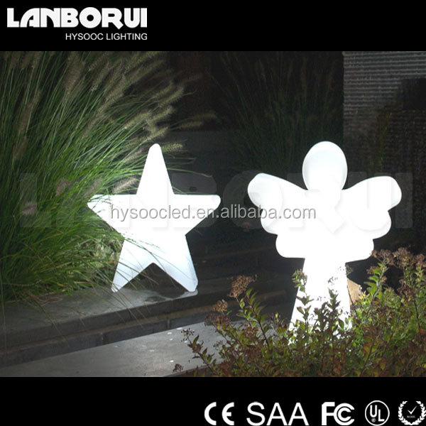 Outdoor Christmas color changing LED Star Light