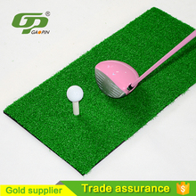 Personalized used golf range mat