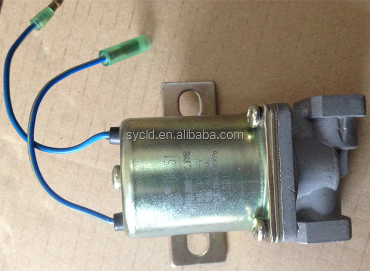 truck electrical appliance electro magnetic valve DF251