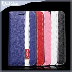 Promotional Price Sublimation Flip Leather Phone Case Back Cover For Samsung Galaxy Note 2
