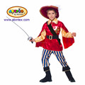 Musketeer costume (16-2305) as party costume for boy with ARTPRO brand