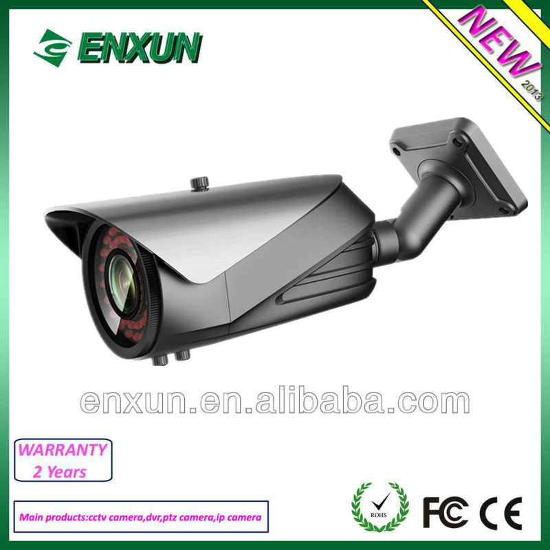 high focus cctv camera sony 960h ccd with osd function
