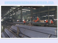 ERW/HFW steel pipe round hollow sections