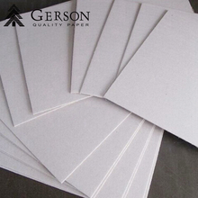 2.2mm Thick Grey Board Uncoated Cardboard for Note Cover and Book Binding