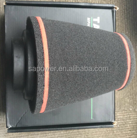 Universal racing car sponge Air Filter High Quality Auto Air Intake Filter mushroom air filter