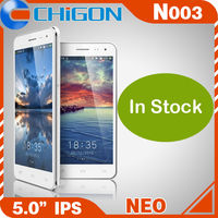 In Stock brand new NEO N003 MHL mobile MTK6589T 1.5Ghz Quad core 2GB RAM 32GB ROM 5.0 inch 1920X1080px Android 4.2 Phone black