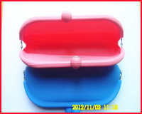 Cheap silicone purse wallet coin wallet fashion style