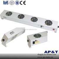 AP-DC2452-100 Static Eliminator Four Fan Overhead Ionizing Air Blower removes dust the air blower