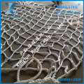 Virgin material shipping cargo net
