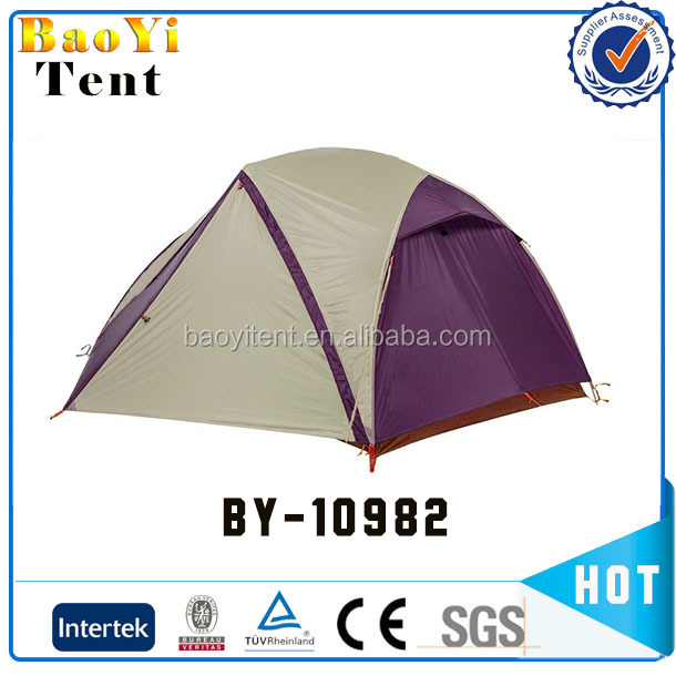 New style luxury glamping 2 person lightweight dome tent