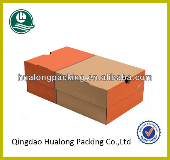 2014 hot recycl pas cher carton bo te chaussures gros. Black Bedroom Furniture Sets. Home Design Ideas