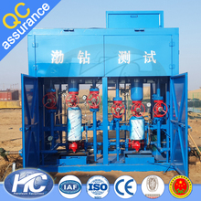 China Supplier Anti Gravity Machine /Desanding Machine for Gas or Oil Field Drilling