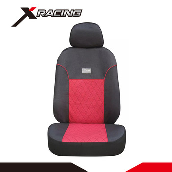 XRACING NM-SC624 Auto custom fit all seasons pu leather car seat cover
