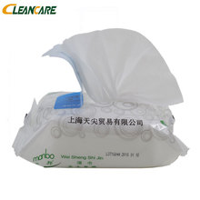 Customized Single Nonwoven Cleaning Floor Mops Wholesale Disposable Wet Wipes
