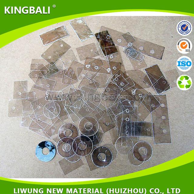 Customized flexible mica sheet for motors