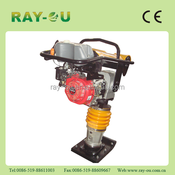Factory Direct Sale 80KG High-Quality Gasoline Tamping Rammer