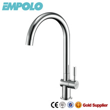 Promotion Single Handle Brass Cold Kitchen Faucet Cookhouse Water Taps SC551