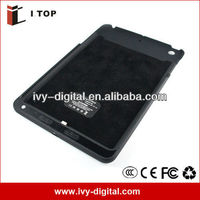 Newest! IB047 6800mAh Power phone case for ipad mini