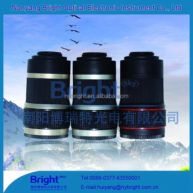 Manufacturers wholesale new 8-fold telescopic mobile phone monocular telescope low-light night vision outdoor high-power ultra-<strong>c</strong>