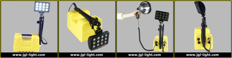 36W Railway & Auto maintenance light, road construction light