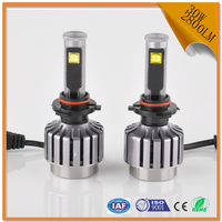 Super brightness LED Auto lamp for headlight 9005/9006 H1 H3 H4 H7 H8/H9/H11