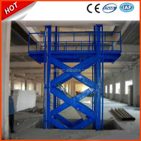 10ton heavy duty hydraulic fixed scissor lift manufacturer
