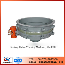 single vibration motor circular concrete vibrating feeder