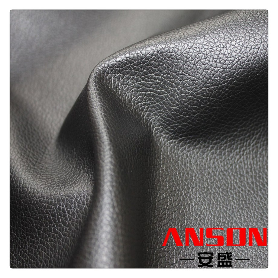Embossed 608x903 pvc synthetic leather stocklot decoration/sofa