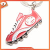 Customized Cheap Promotional Gift mini soccer shoes keychain