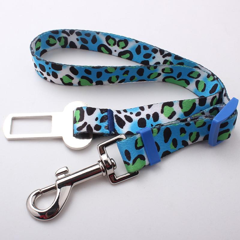 Factory Direct Sale Car Vehicle Adjustable Band Dog Pet Safety Seat Belt