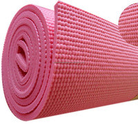Wholesale yoga mat /pvc yogamat