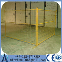 2014Canada Temporary Fence (professional manufacturer,best price with good quality)